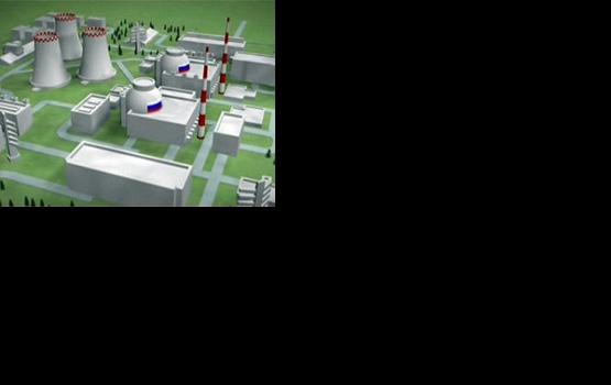 Россия начала строительство Балтийской АЭС