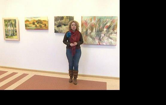 Выставка к юбилею Ливаны (видео)