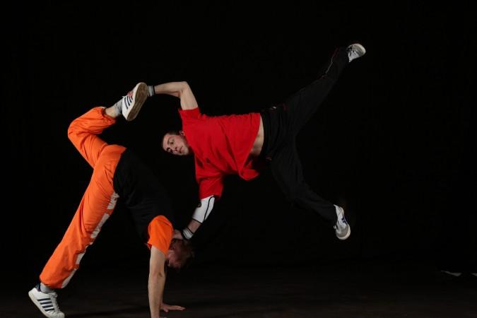 Брейк данс видео обучение - Танцы для всех с DanceDB