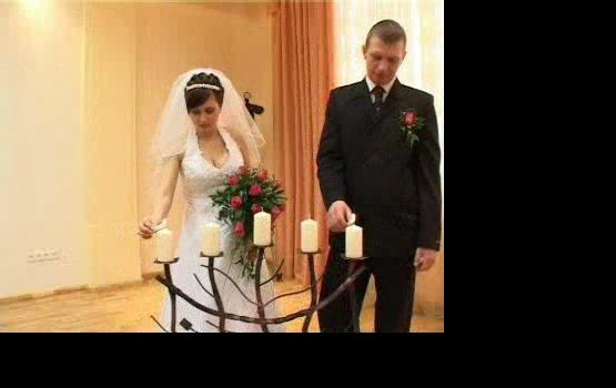 Вспомнив, как свадьба пела и плясала, можно получить приз (видео)