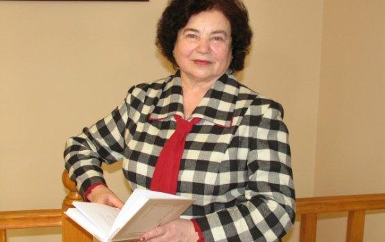Фаина Осина примет участие в рижской поэтической тусовке