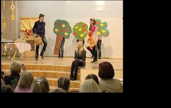 """""""Языковая карусель"""" в 6-й школе (видео)"""
