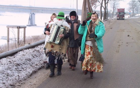 Фестиваль масок ворвётся красочным парадом