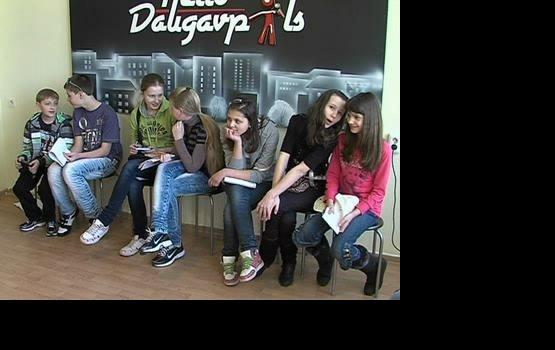Дневник проекта Hello, Daugavpils - 3. Выпуск 17 (видео)
