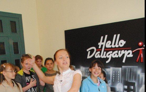 «Hello, Daugavpils!»-3: участники «распускают» тела (ФОТО)