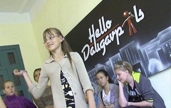 Дневник проекта Hello, Daugavpils - 3. Выпуск 24 (видео)
