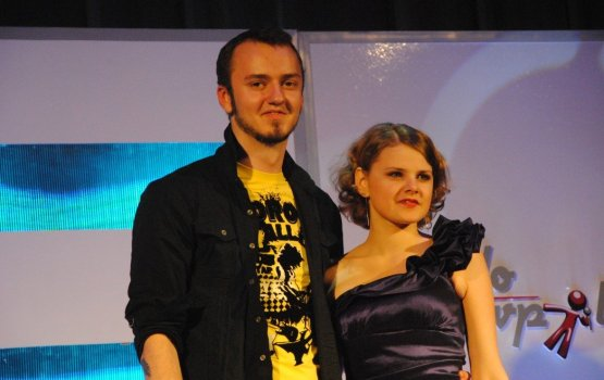 В проекте «Hello, Daugavpils!»-3 победили Яна Забаровская и Лаура Бицане
