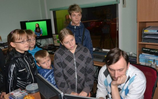 Участники «Hello, Daugavpils!»-3 побывали в DAUTKOM