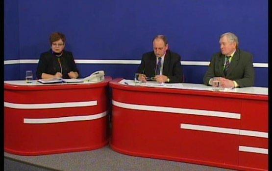 В прямом эфире: Опубликованы результаты ревизии в Даугавпилсской думе (видео)