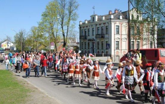 В начале мая Даугавпилс станет польским городом