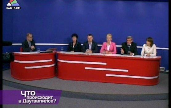 Программа Андрея Мамыкина: последние дебаты (видео)