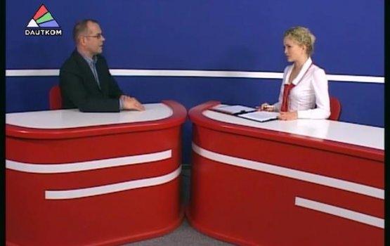 Актуальное интервью - Андрей Мамыкин (видео)