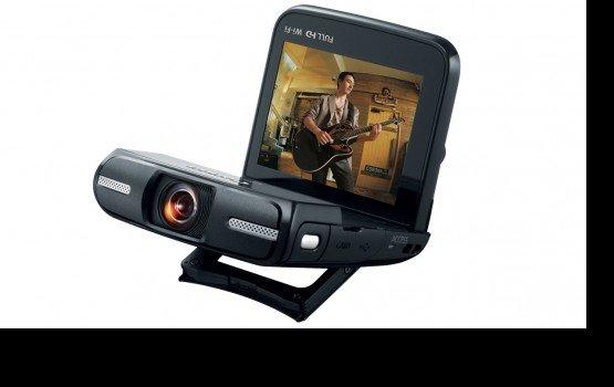 Новая Canon Vixia мини-видеокамера с поддержкой Wi-Fi