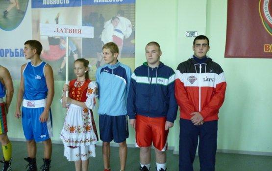 Успех боксёров ДЮСШ в Минске и Калининграде