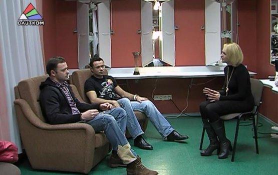 """""""Добрый вечер"""": актёры Андрей и Илья Носковы (видео)"""