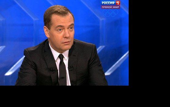 Медведев отказался от православия в конституции РФ