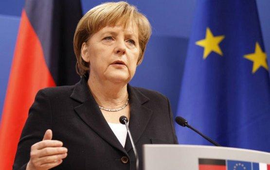 Меркель исключает вступление Украины в НАТО