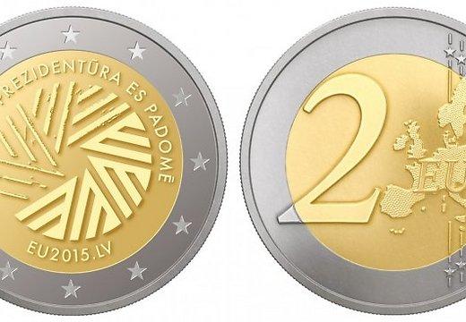 Банк латвии выпускает новую памятную