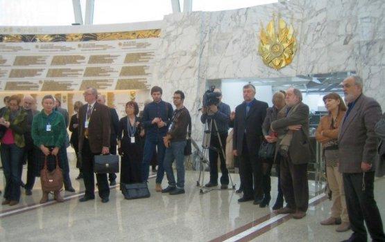 В Минске прошел симпозиум литераторов