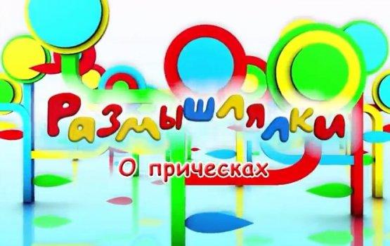 """""""Размышлялки"""" о причёсках (видео)"""