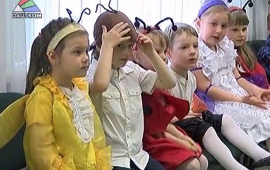 Добрые дела-740: детский сад № 12 подарил сениорам концерт (видео)