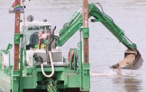 Модернизация гривской канализации (видео)