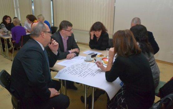 Представители самоуправлений обсудили, как лучше мотивировать педагогов