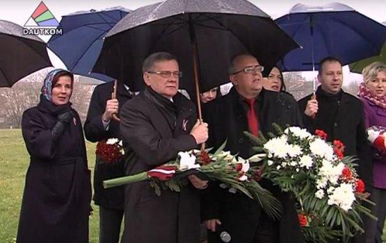 Поляки Даугавпилса отметили День независимости Польши (видео)