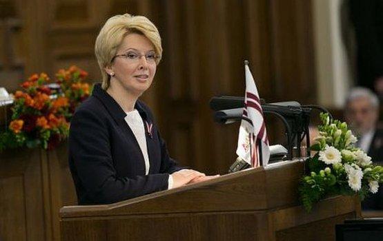 """Инара Мурниеце: """"Народ будет защищать то, что считает ценностью"""""""
