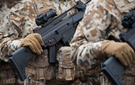 Латвийские солдаты примут участие в международной операции против ИГИЛ