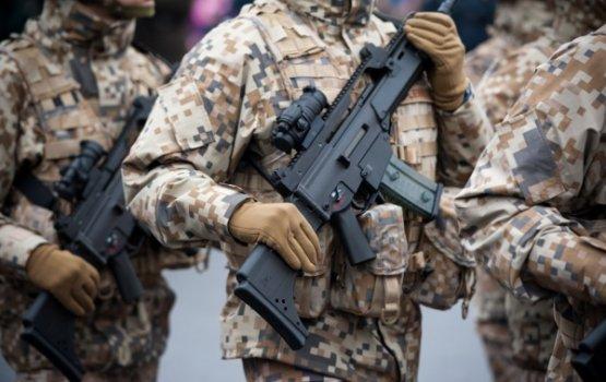 Латвийские солдаты скоро отправятся на борьбу с ИГИЛ