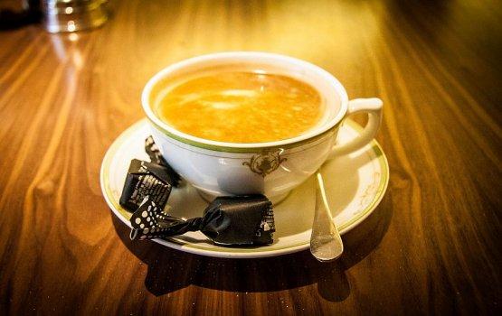 Сегодня за кофе в Даугавпилсе можно расплатиться вдохновением