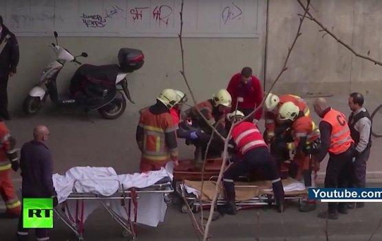 В Брюсселе прогремела серия взрывов, город находится в осадном положении