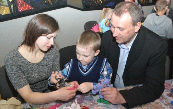 Русский дом начал апрель семейным праздником