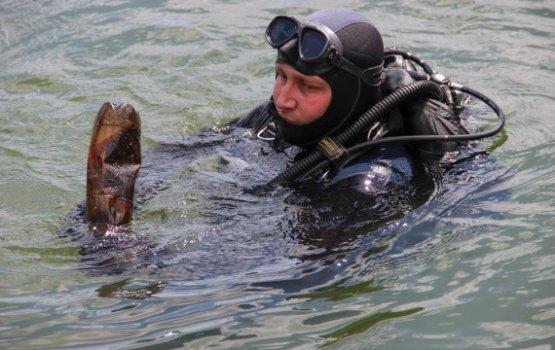 В Краславе прошла подводная Толока