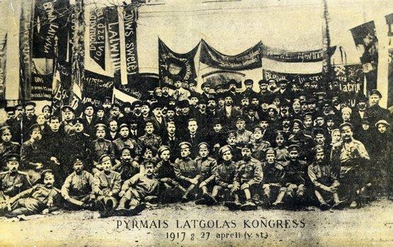 Конгресс латышей  Латгалии (1917): как это было