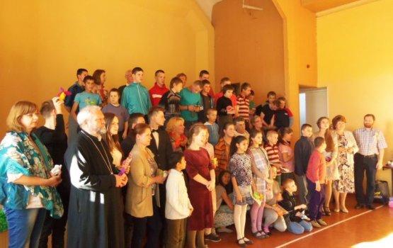 Солнечная Пасха в Медумской школе-интернате