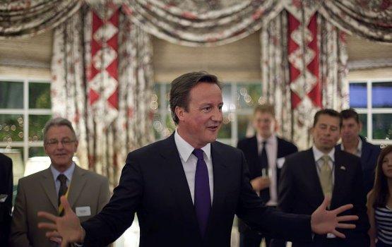 Премьер-министр Великобритании Кэмерон планирует покинуть свой пост