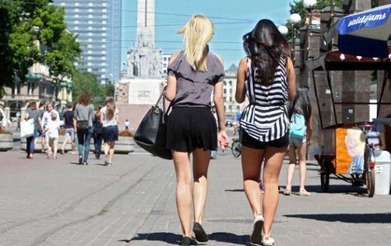 В Латвии живут самые высокие в мире женщины