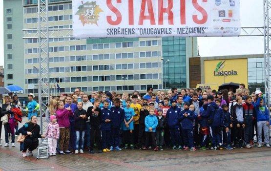 В воскресенье состоится пробег Daugavpils – Mežciems!