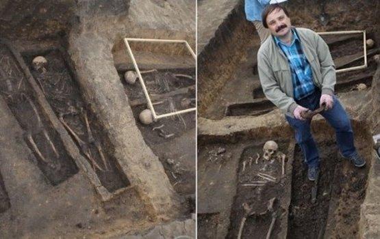 Археологи за установку памятника погибшим в Отечественной войне 1812 года