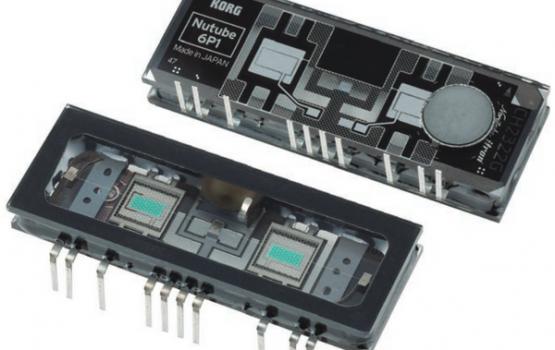 Первые «ламповые микросхемы» выходят на рынок