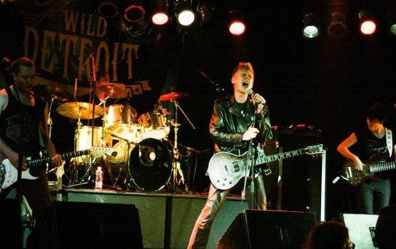 Wild Detroit Gang зовет на концерт диких рокеров!