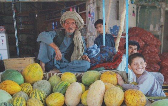 Прощание с Афганистаном