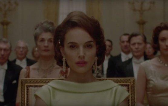 Вышел трейлер фильма о Жаклин Кеннеди с Натали Портман