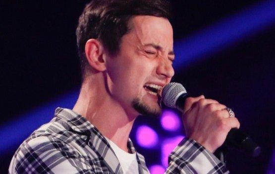 Музыкант, представлявший Латвию, покорил шоу «Голос» в Германии