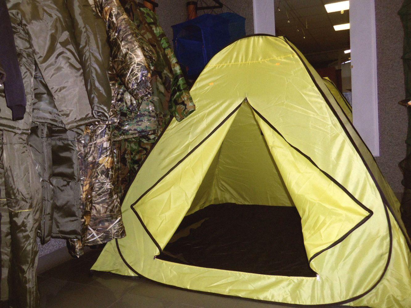 Как сделать палатку на рыбалку 64