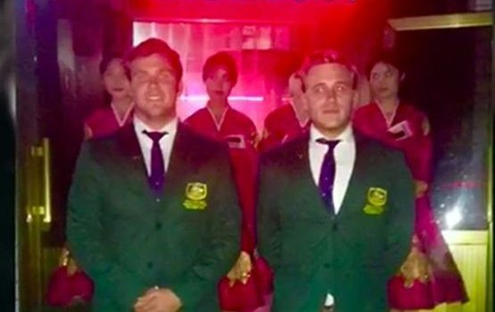 Австралийские пранкеры приехали на турнир в Северной Корее под видом спортсменов