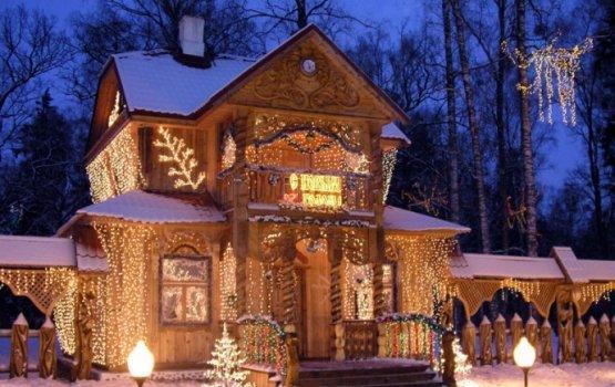 Рождество в Беловежской пуще