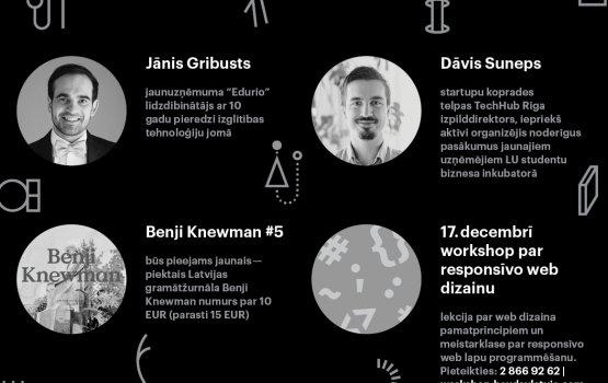 Heyday #8: всё о стартапах в Латвии